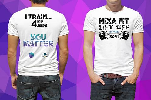 Nixa Fit Charity Liftoff Shirt