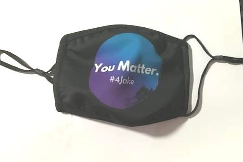 You Matter Mask Family Bundle 4 Pack