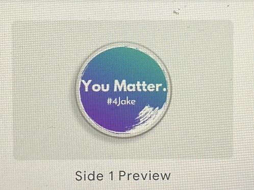 You Matter Phone Grip