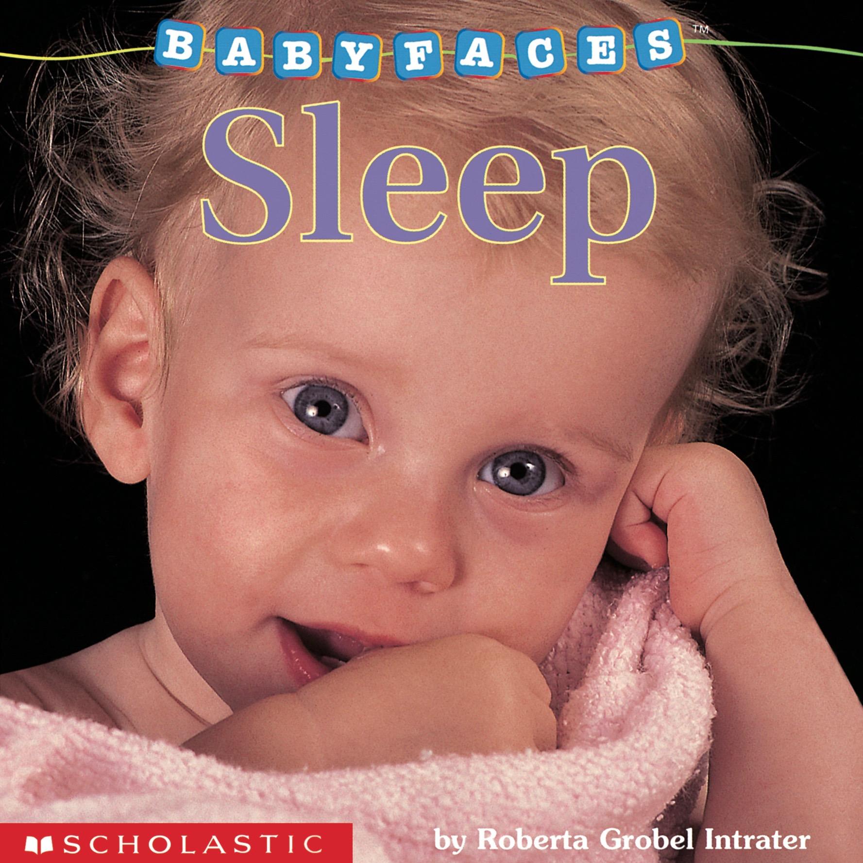 Sleep-Baby Faces Board Book