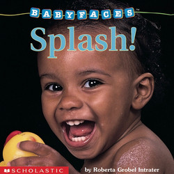 Splash! Baby Faces Board Book