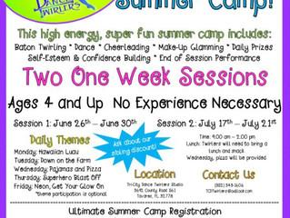2017 Ultimate Summer Camp!
