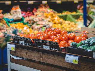 לעשות קניית אוכל חכמה (ובריאה) בסופר