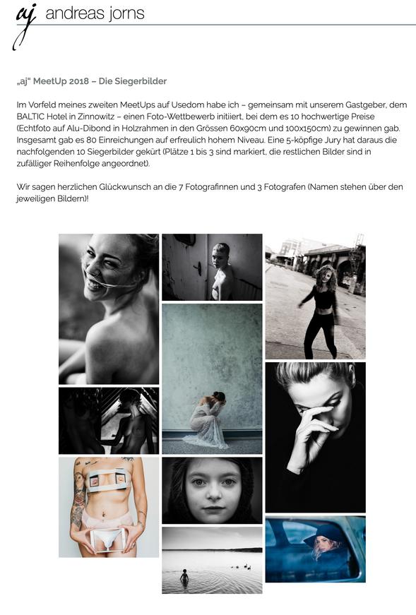 Andreas Jorns Blog