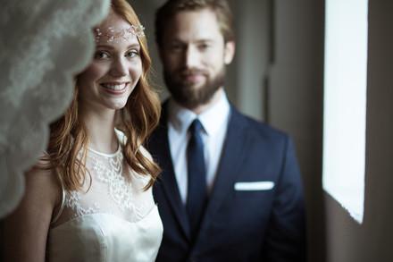 Hochzeitsfoto Portrait