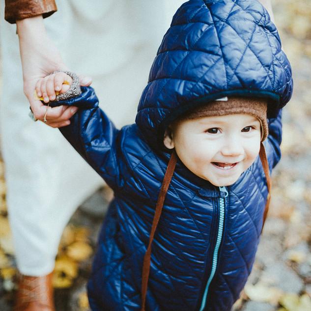 Babyshooting Outdoor