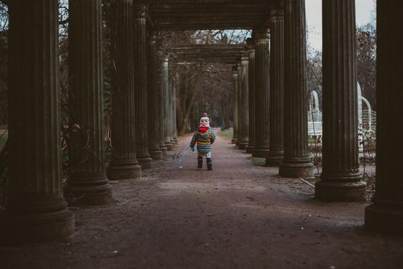 Kinderbilder outdoor Park