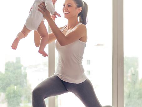 10 razones para hacer ejercicio en el postparto