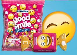Bala Good SmileTutti Frutti 600g Pietrobon