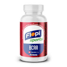 Suplemento Flopi Sports BCAA 60 un.Florestal