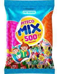 Bala Piteco Mix 500 1.480g Pietrobon