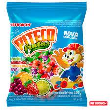 Bala Piteco Fruits 250g Pietrobon