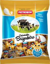 Bala Brigadeiro 480g Pietrobon