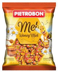 Bala Mel 600g Pietrobon