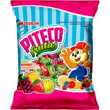 Bala Piteco Fruits 600g Pietrobon