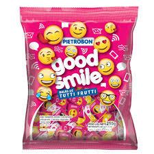Bala Good SmileTutti Frutti 250g Pietrobon