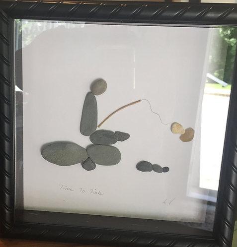 Fisherman Rock Art