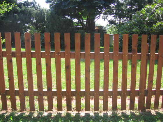 Fences Make Good Neighbors #1: Freedom and Control