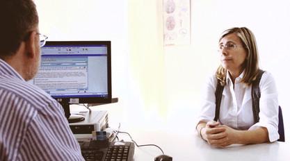 Dorita & Dr. Palop