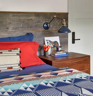 Kipling Street, bedroom