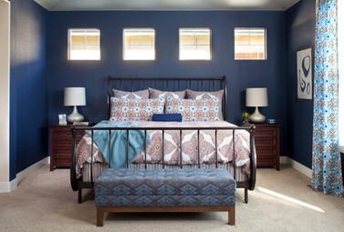 Joseph Circle, bedroom