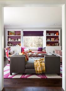 Hanover Way, family room