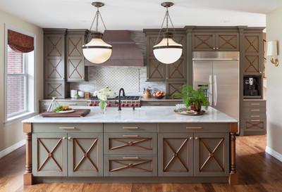 Front Range, kitchen
