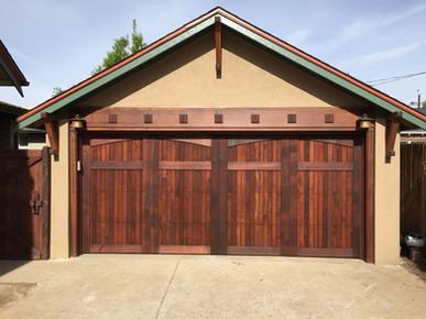 Grove, finished garage