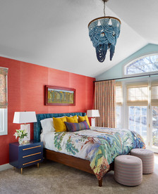 Pontiac Way, bedroom