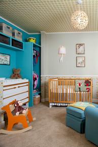 Joseph Circle, nursery