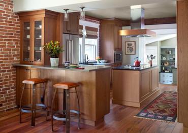 Grove, kitchen