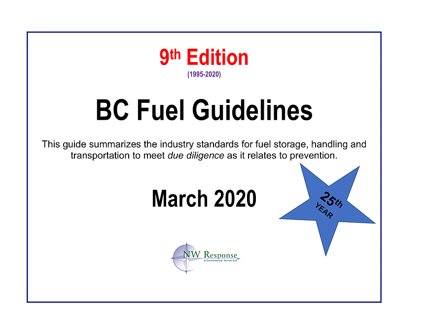 2020 BC Fuel Guidelines (9th Edition) (1