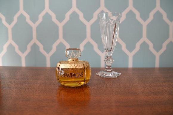 Flacon de parfum factice - Champagne d'Yves Saint Laurent