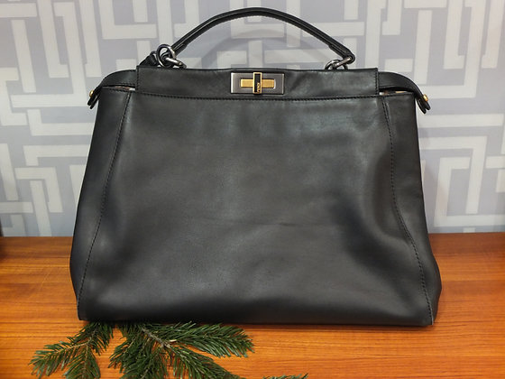 Sac à main Fendi Peekaboo grand modèle