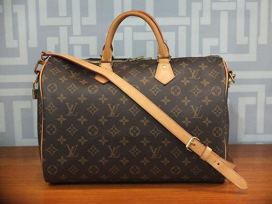 Sac à main Louis Vuitton – Speedy 35 bandoulière