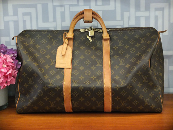 Sac de voyage Keepall 50 Louis Vuitton