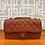 Thumbnail: Sac à main Chanel - Classique en cuir rouille