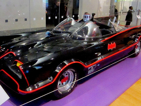 The Original Bat Mobile...