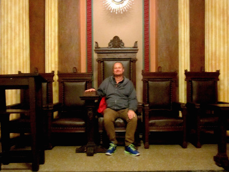 Open House New York, and a whitewashed tour of the freemason's Grand Lodge....