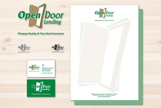 OPEN DOOR LENDING