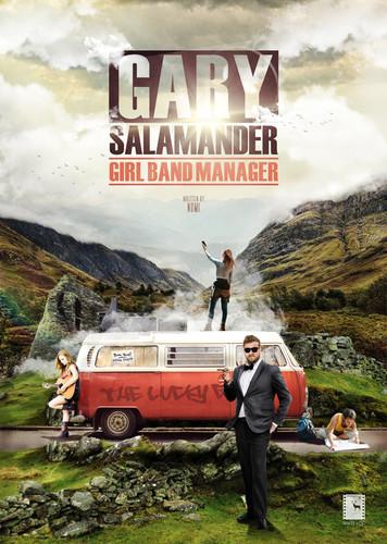 Gary Salamander Girl Band Manager