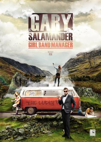 Gary Salamander Girl Band Manager - Comedy