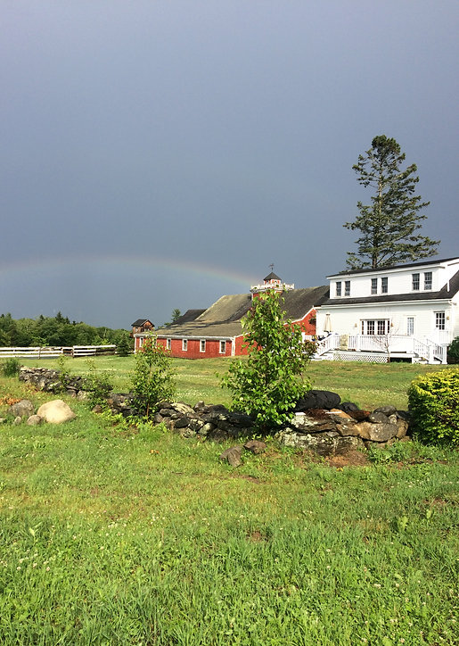 Maine Farm Stay