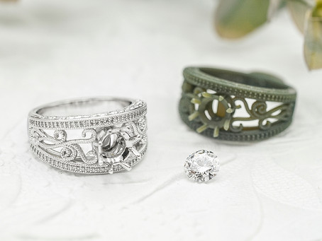 Custom Creating a Ring - What's the process?