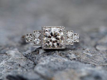 Diamonds Are Forever - How Can I Use My Existing Diamonds to Create a New Piece of Jewelry?