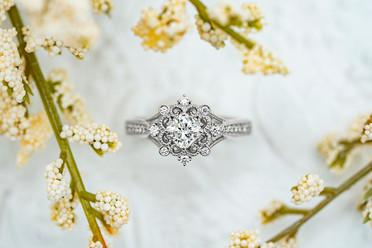 Arianna Custom designed ring