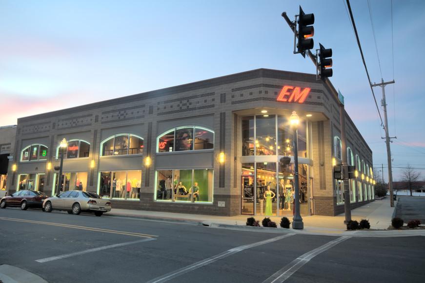 EM Jeans Building