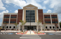 Faulkner County Justice Building