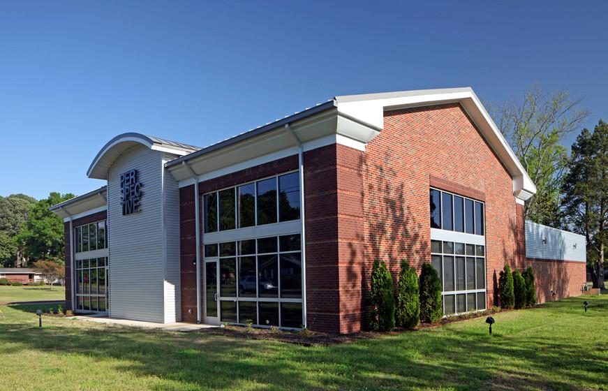 Antioch Perspective Building at UCA