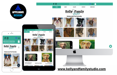 Kelly & Family Studio